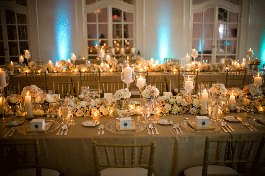 Wedding Reception Food Terms