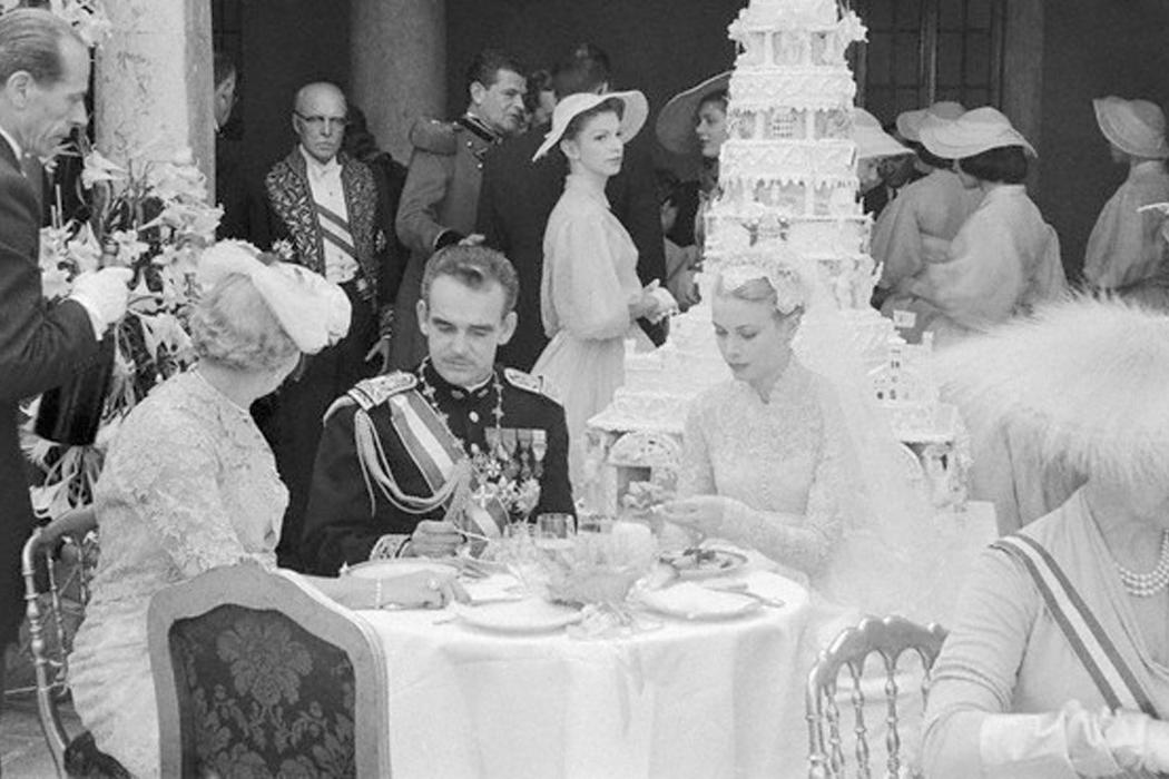 Grace Kelly's 1956 Wedding
