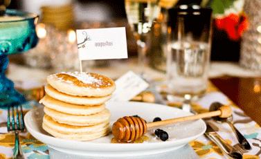 7 Different Ways To Serve Wedding Reception Food