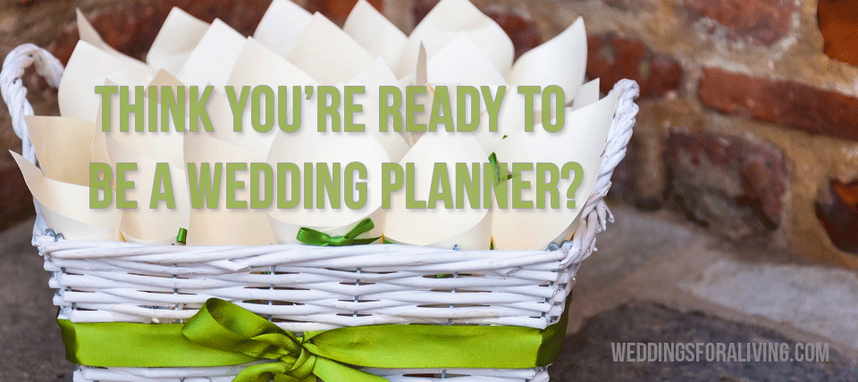 LIVE! #321 – Help! I Want To Be A Wedding Planner!