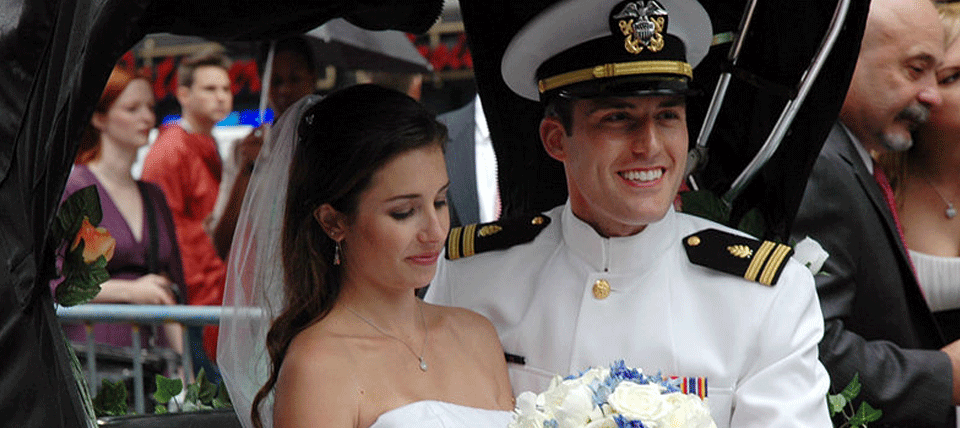 HOW TO: Plan A Military Wedding