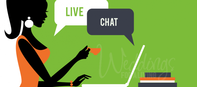 Wedding Planner Live Chat