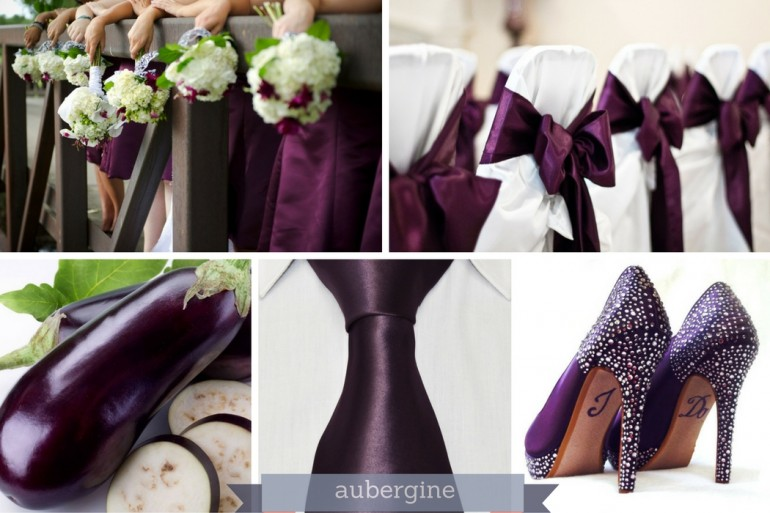 what is aubergine