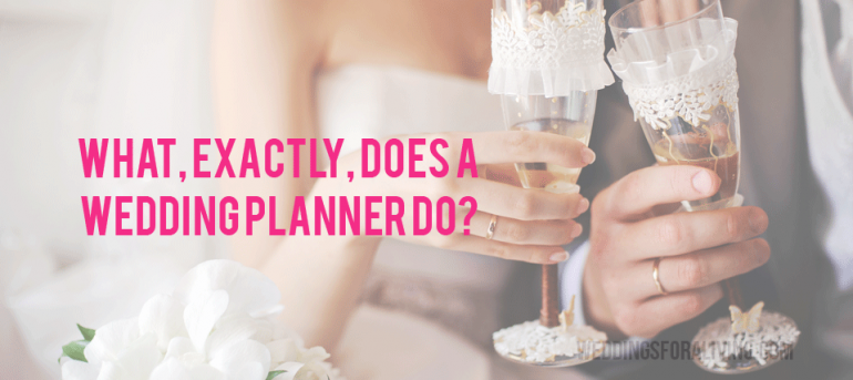 what-does-a-wedding-planner