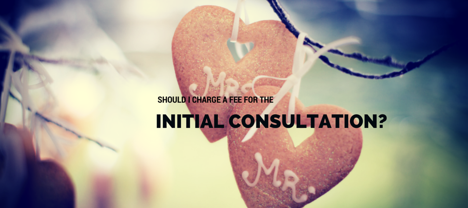 Q: Should I Charge For My Initial Wedding Planner Consultation? – WFAL388