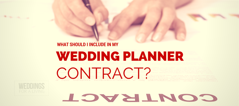 Q: What Should My Wedding Planner Contract Include? – WFAL387