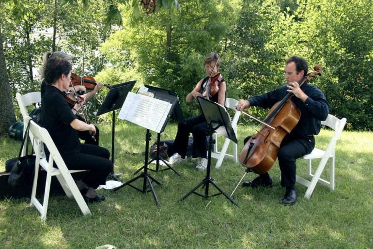 what is a string quartet