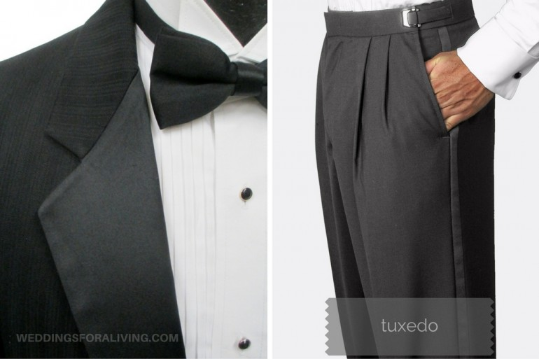 what is a tuxedo