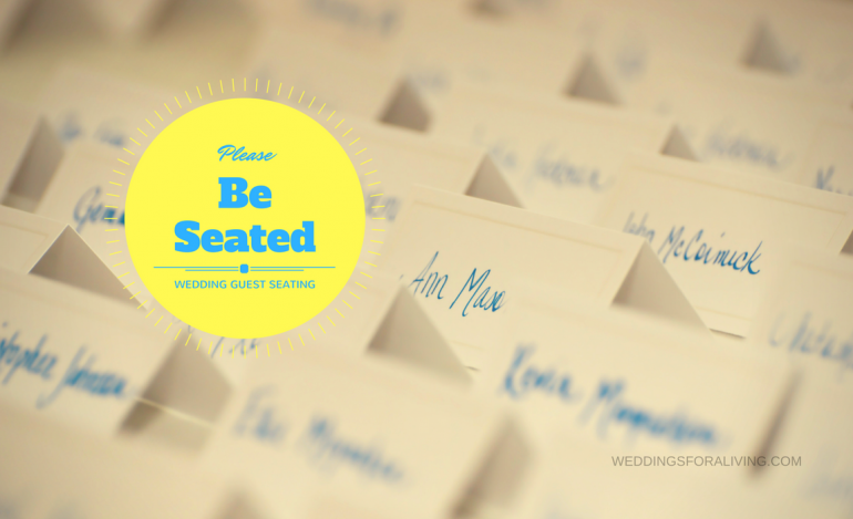 Wedding Guest Seating