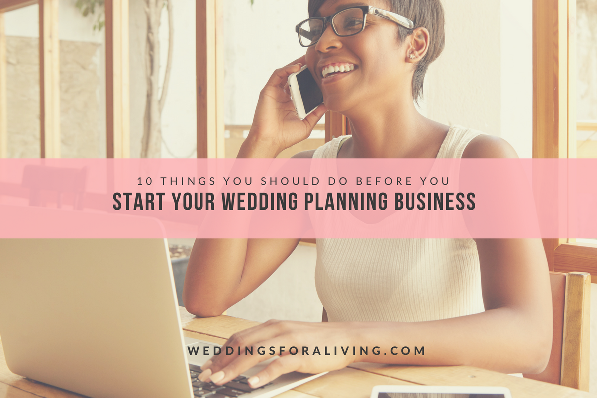 10 Things You Need To Know Before Planning A Wedding In