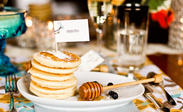 Jaclyn Simpson Photography Wedding Reception Food Ideas