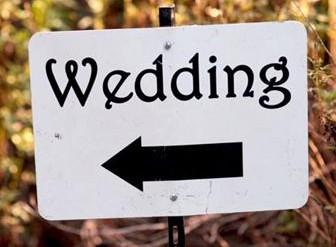 wedding-sign