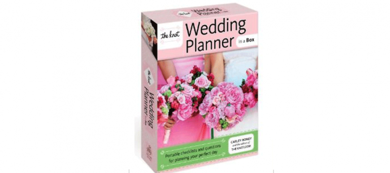 The Knot Wedding Planner In A Box Review