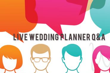 wedding planner chat