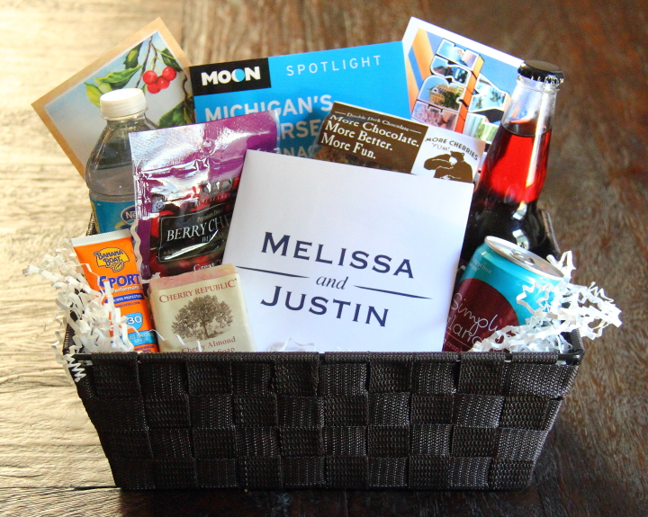 Gifts For Out Of Town Wedding Guests: What Does Welcome Basket Mean?
