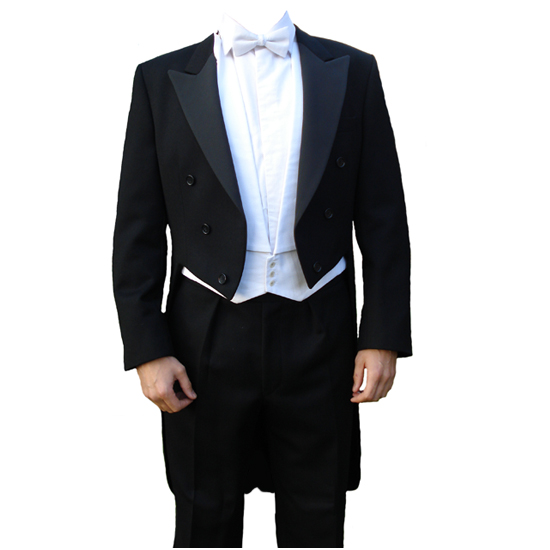 what does white tie definition of white tie by