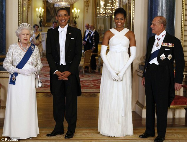 Image result for white tie obama