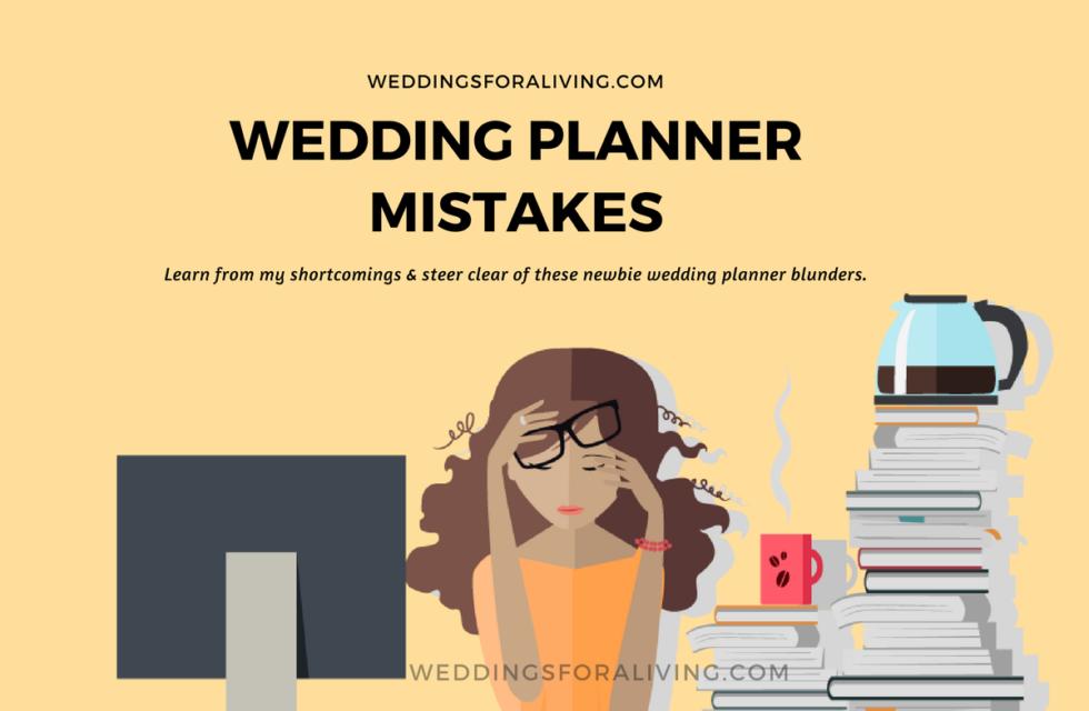 Avoid These Newbie Wedding Planner Mistakes WFAL397 Weddings