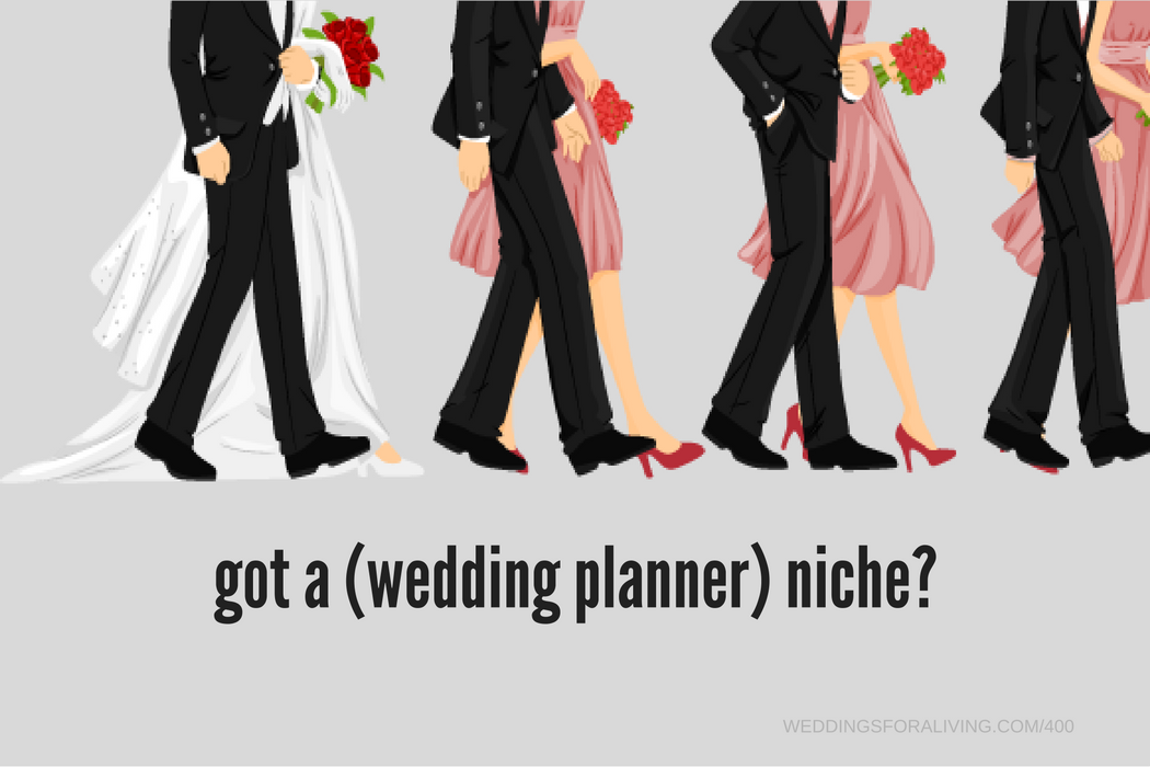 Wedding Planner Niche